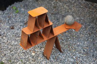 AF Evenwicht met steen